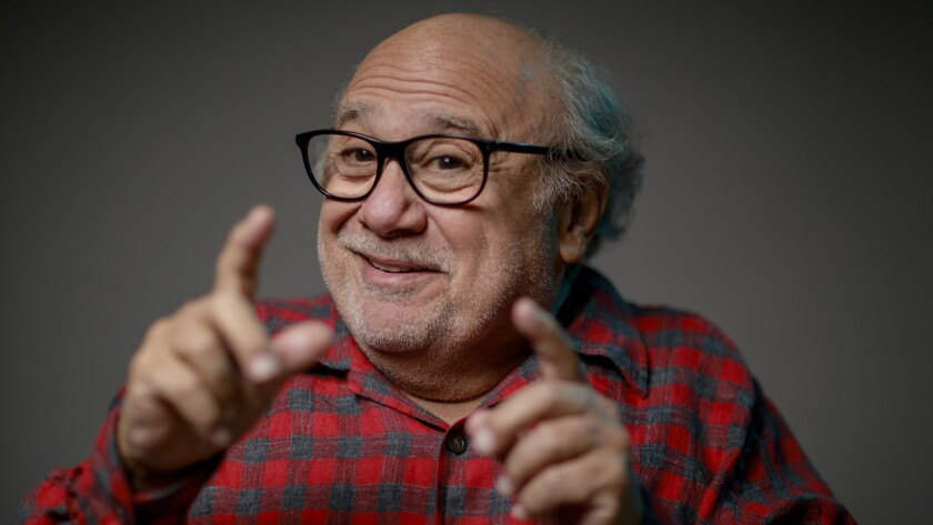 BEVERLY HILLS, CALIF. -- SUNDAY, MARCH 10, 2019: Danny DeVito poses for portrait during the promotio