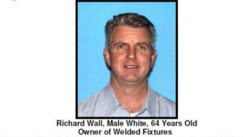 Richard Wall, 64