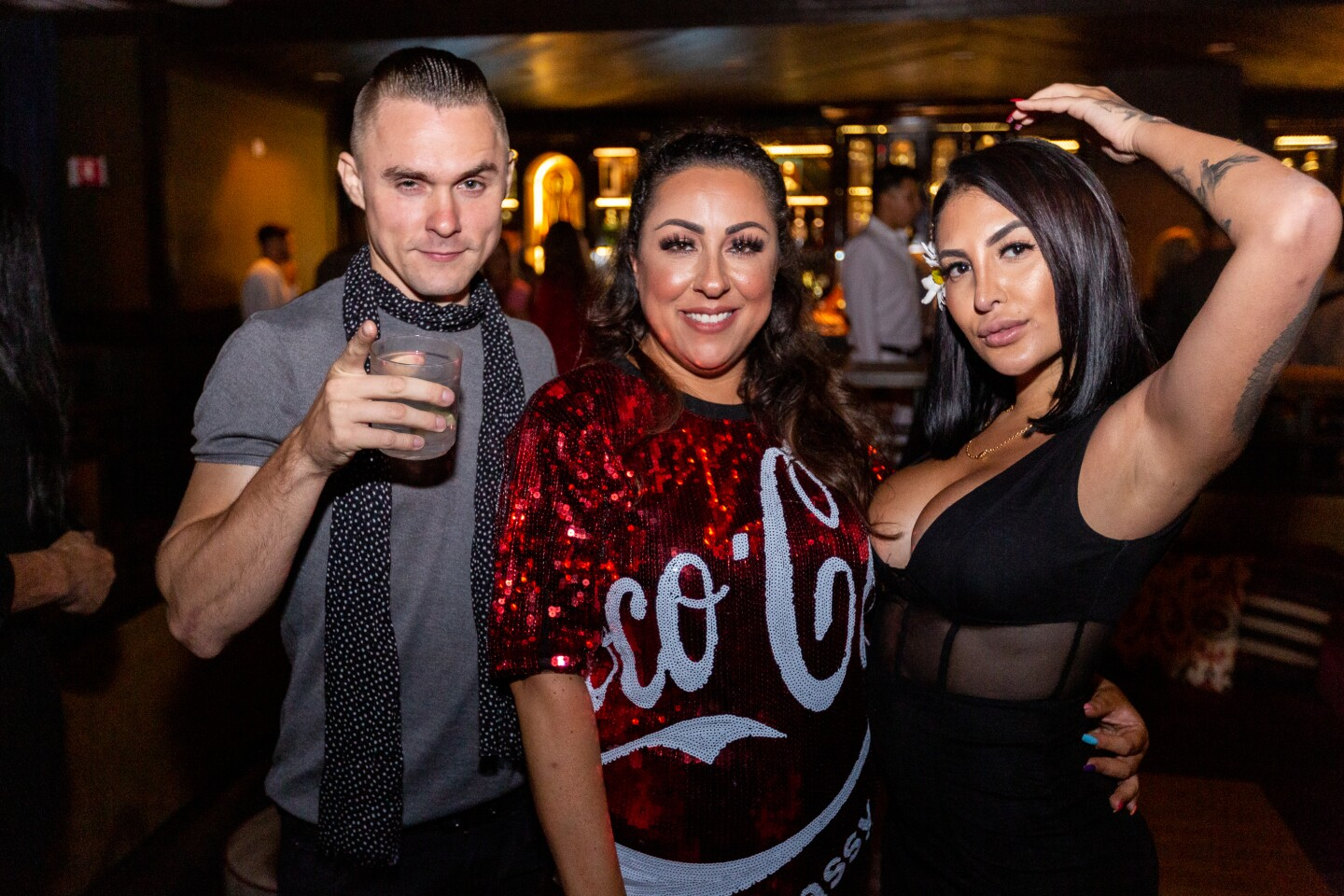 Your new favorite day of the week? Iconic Thursdays at Oxford Social Club. Photos from Oct. 3, 2019.