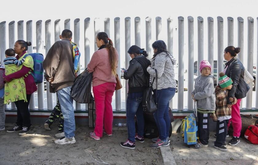 Migrantes en línea