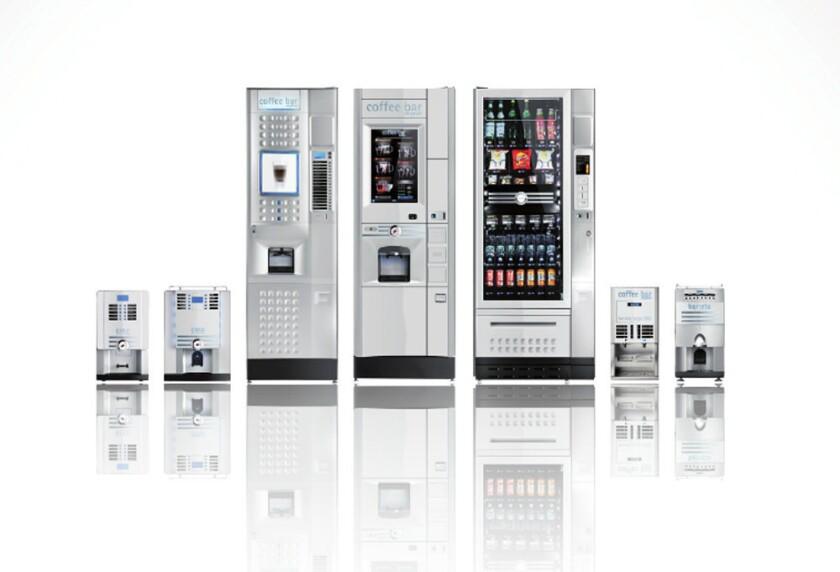 Smart vending machines