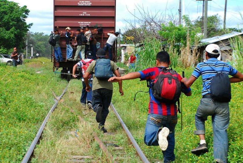La ONU buscará avanzar en el Pacto Mundial para una Migración Segura, Ordenada y Legal en una cumbre en Puerto Vallarta, en el oeste de México, que empieza con un serio revés, el anuncio de EE.UU. de su abandono del convenio. EFE/ARCHIVO