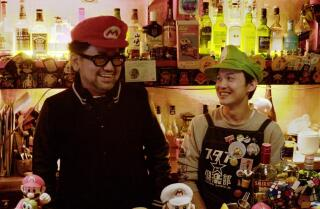 Tokyo's Super Mario-themed bar