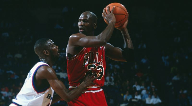 'The Last Dance' shows how Michael Jordan created rivals to conquer 1