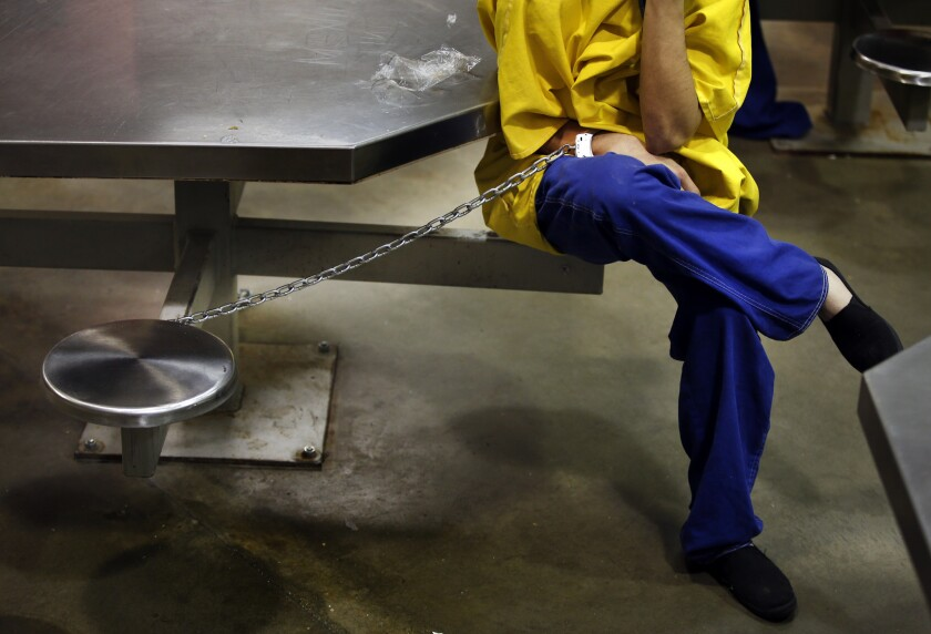 After years of scandal, L A  jails get federal oversight