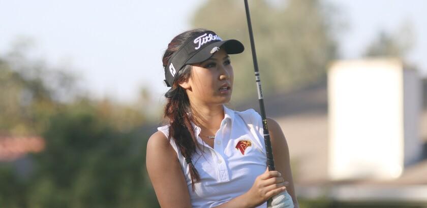 Torrey Pines senior Olivia Yun