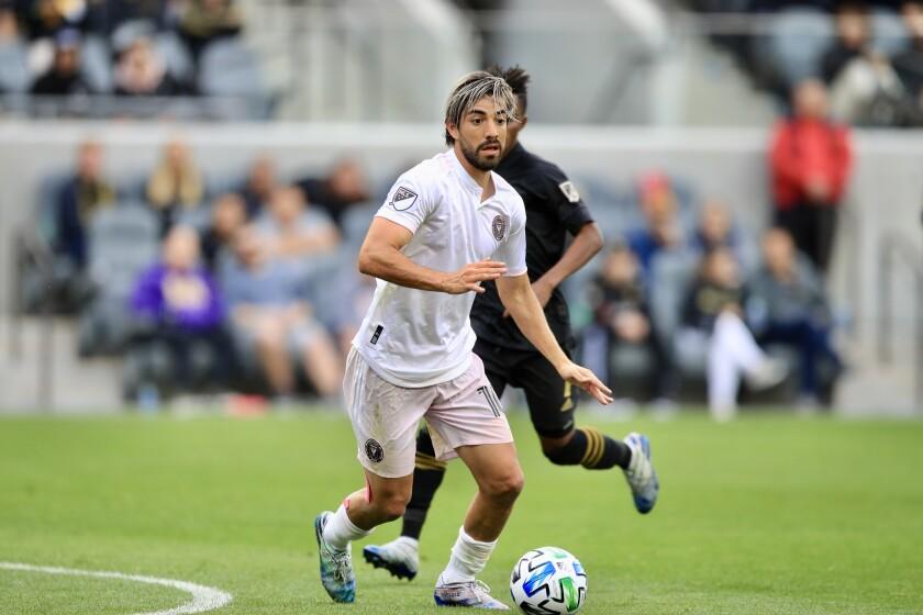 Monterrey pierde caso ante la FIFA por salida de Rodolfo Pizarro, el club buscaba más dinero de Inter de Miami