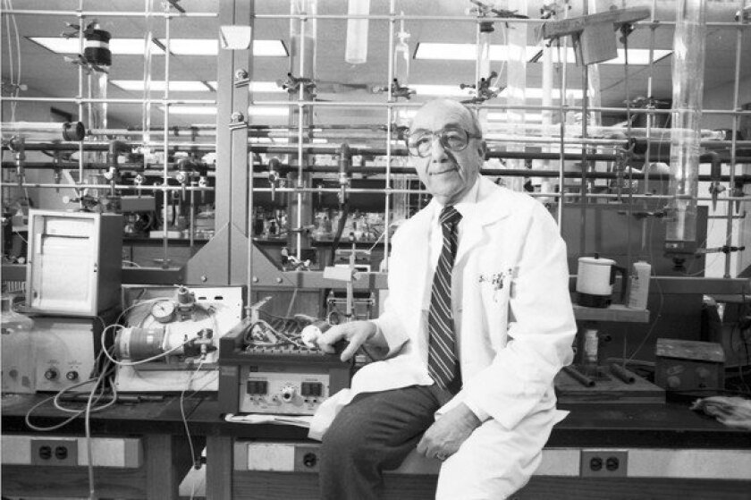 Jerome Horwitz worked on AZT in the late 1960s. But when it failed to deter cancer cells in mice, he tossed it aside and didn't file for a patent. Researchers later found it effective in slowing AIDS.