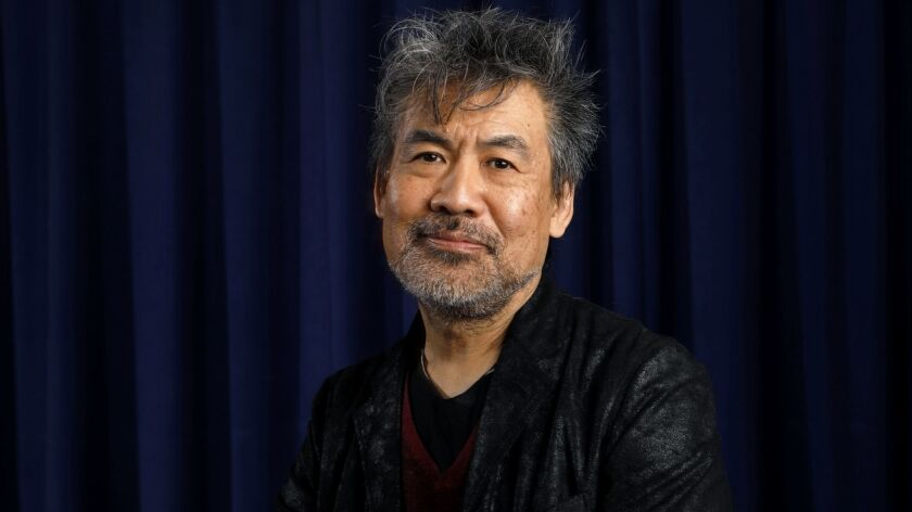 "NEW YORK, NEW YORK--MARCH 15, 2018--""Soft Power,"" a new musical by playwright David Henry Hwang will"