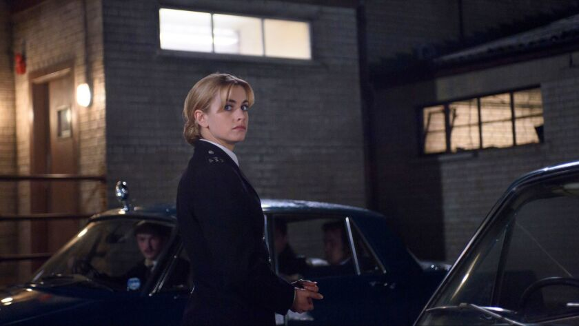 Stefanie Martini as Jane Tennison