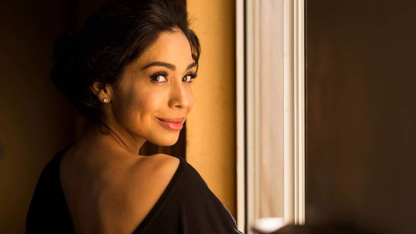 """Mezzo-soprano Guadalupe Paz will play Mercedes in San Diego Opera's """"Carmen"""" this spring and she'll play Carmen in the company's """"Carmen in the Desert,"""" an opera-themed concert in Palm Springs on March 17."""