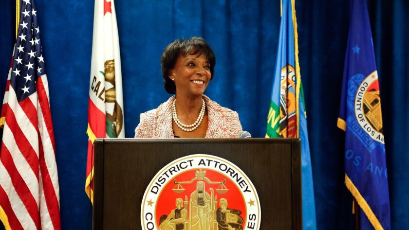 Los Angeles County Dist. Atty. Jackie Lacey