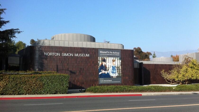 Muzeul Norton Simon din Pasadena.