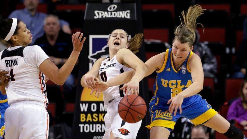 Kari Korver is UCLA's spiritual leader