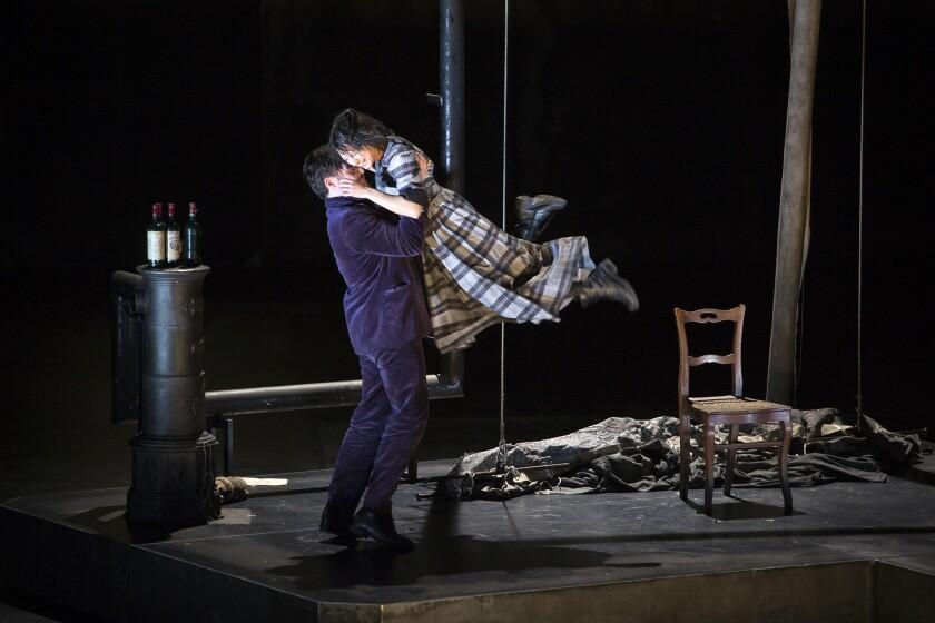 "Komische Oper Berlin's ""La Boheme """