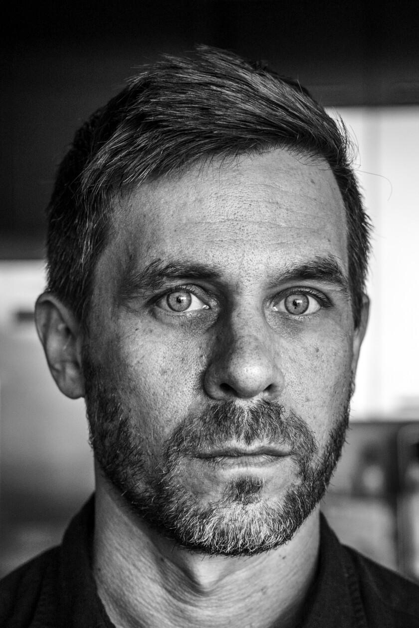 """Ben Ehrenreich, journalist, novelist and author of """"Desert Notebooks."""""""