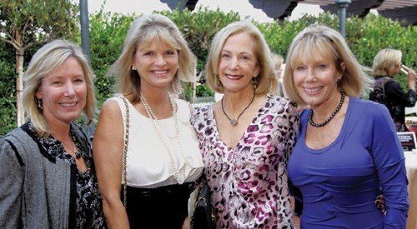 Kate Kettel, Robin Singer, Rosemary Harbushka, Rusti McFarland (Photo: Jon Clark)