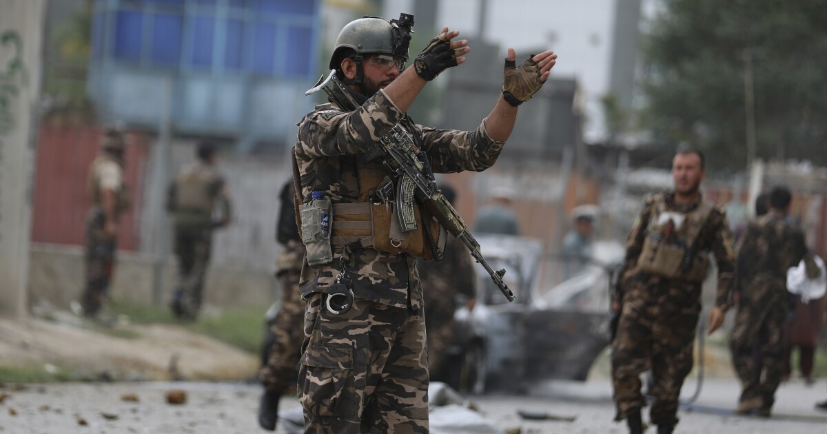 U.S. details plans to evacuate some Afghan translators who worked with American troops