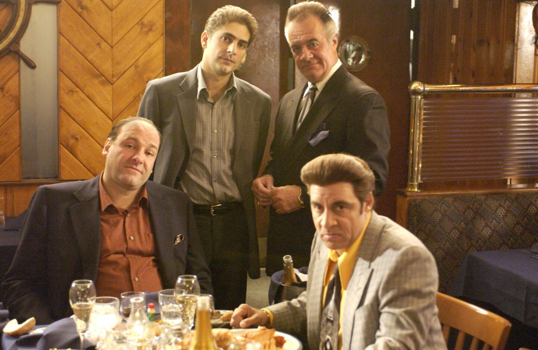 1. 'The Sopranos'