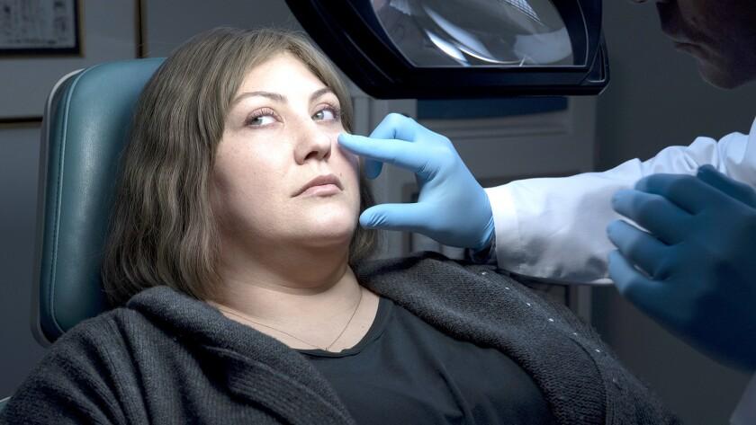 "Joy Nash in ""Dietland"" on AMC."