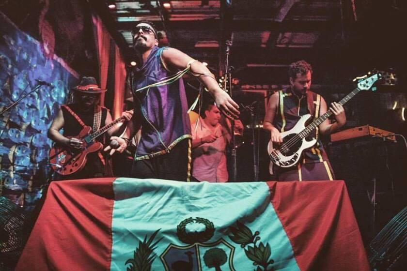 Formada en el 2010 en la ciudad de Lima, La Inédita es una agrupación que con solo un álbum en el mercado ha logrado trascender las fronteras como pocos artistas peruanos.