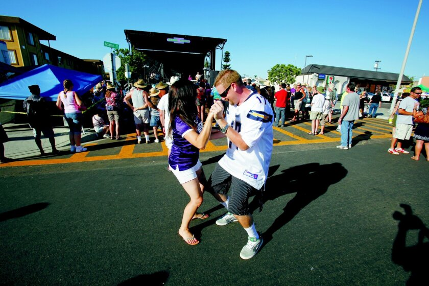 The 32st annual Adams Avenue Street festival concluded Sunday afternoon after its two-day 2012 edition with performances that started at 11am and went until 7pm..