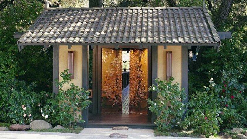 The original Golden Door in Escondido