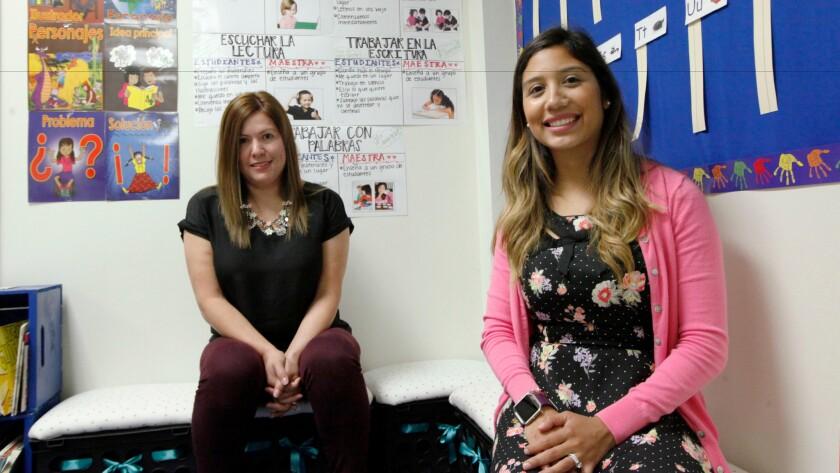 Bilingual educators