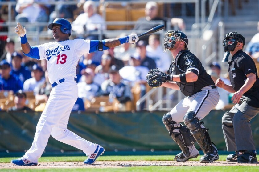 Dodgers' Hanley Ramirez will have surgery, out for eight weeks