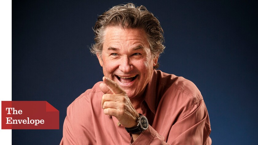 The Contenders Kurt Russell Los Angeles Times