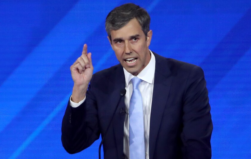 Beto O'Rourke: 'Hell, yes, we're going to take your AR-15'