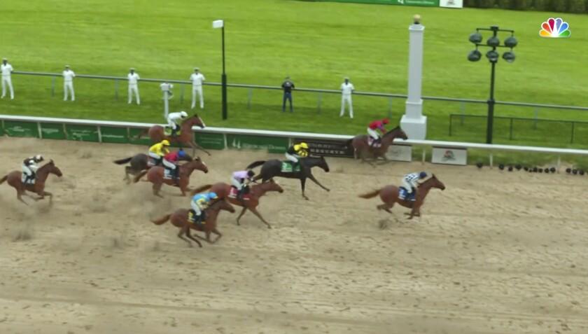Virtual Kentucky Derby Horse Racing