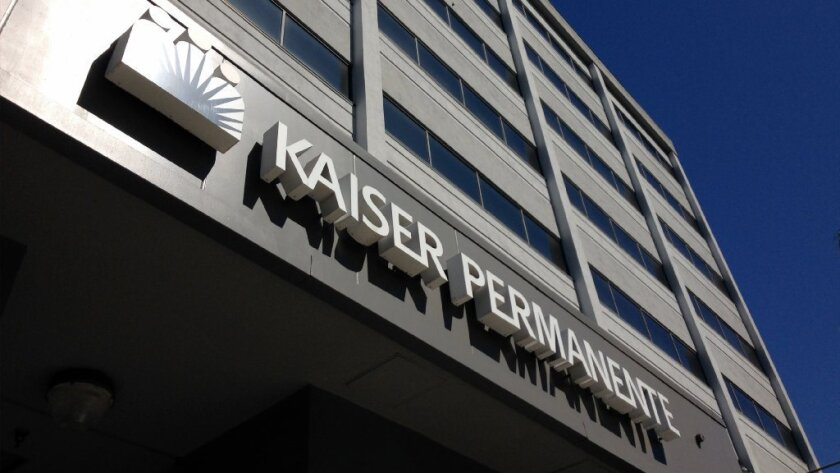 Kaiser Permanente is California's largest health plan