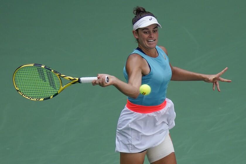 U.S. Open: Jennifer Brady advances to first major ...
