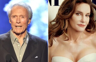 Clint Eastwood's Caitlyn Jenner joke falls flat at Spike TV's Guys' Choice Awards