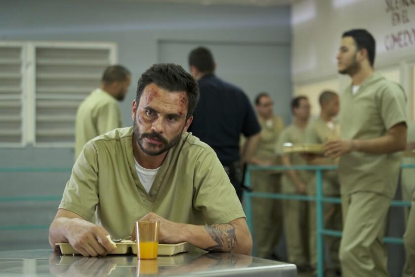 Juan Pablo Raba in 'Imprisoned'