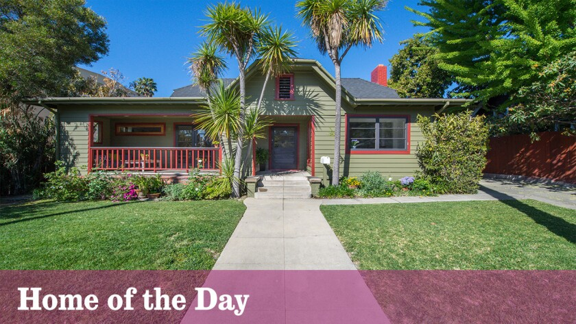 Home of the Day: 99-year-old Craftsman steeped in character