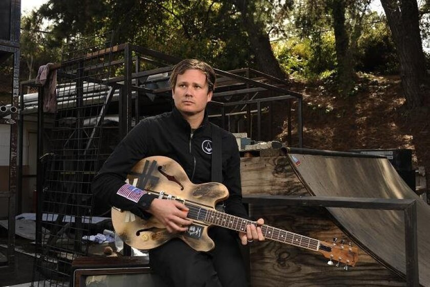 Tom DeLonge gets to lead the 'dramatically different' blink-182
