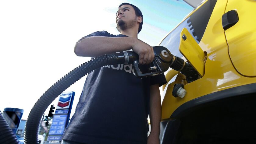 The average price for a gallon of regular gas has risen 25 cents in the past month, largely due to the rising price of oil.