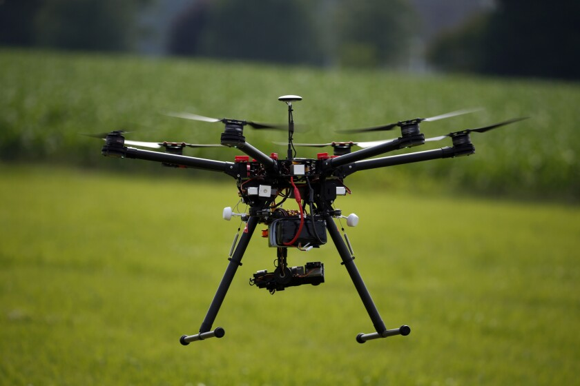 Routine commercial use of small drones got a green light from the Obama administration on June 21.