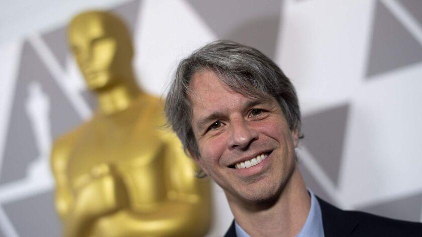 Director Marshall Curry attends the 91st Annual Academy Awards Oscar week reception on Feb. 19, 2019.
