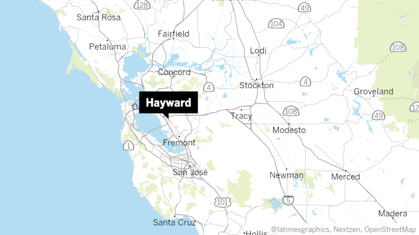 5 injured in shooting during funeral at Hayward cemetery