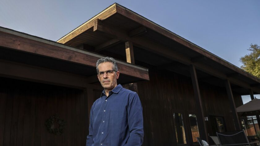 """Jonathan Lethem's new book is the Southern California-set """"The Feral Detective."""""""