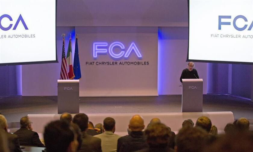 Fiat Chrysler (FCA) anunció hoy que su marca de servicios y productos Mopar celebrará este año su 80 aniversario con el lanzamiento de vehículos de ediciones especiales así como nuevos productos. EFE/EPA/ARCHIVO