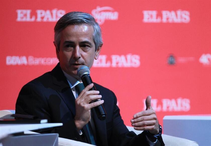 El director general de Iberdrola en México, Enrique de Alba. EFE/Archivo