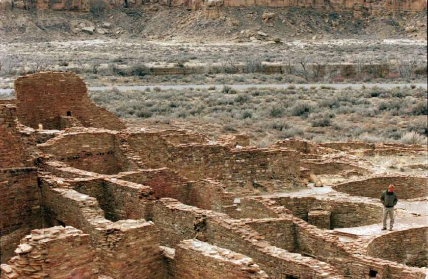 A new theory about an ancient baby boom in the American Southwest may help explain the demise of civilizations in New Mexico's Chaco Canyon and elsewhere.