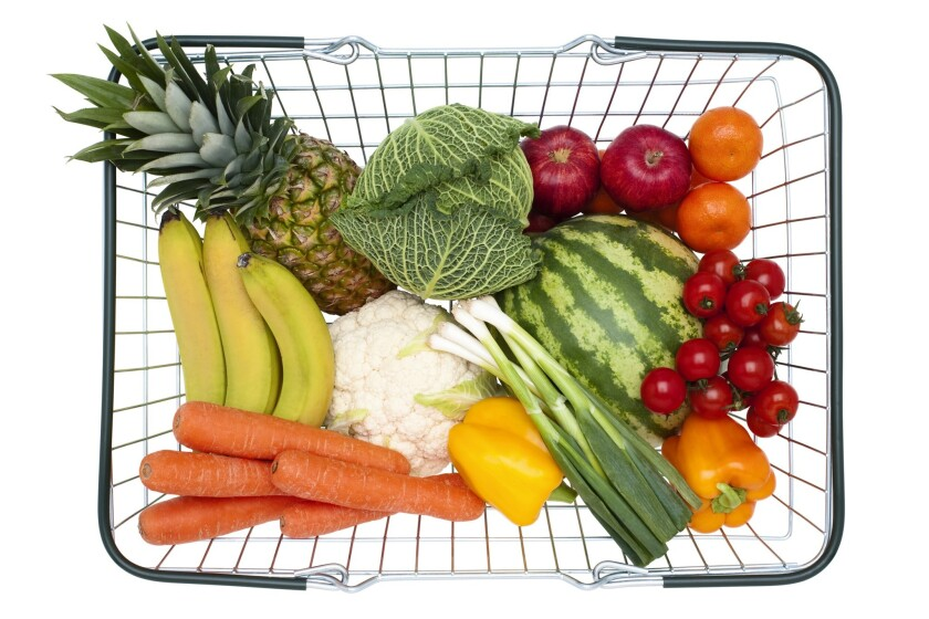 A review published in the British Medical Journal reports that eating healthy is more expensive.