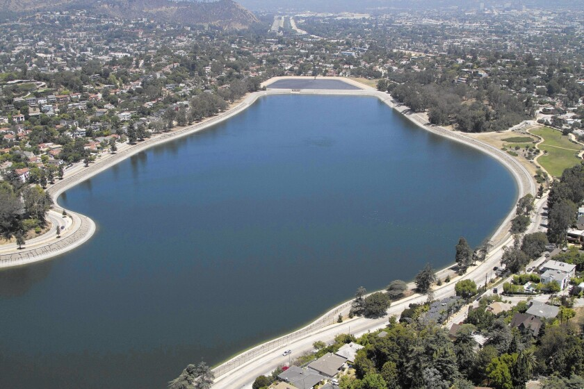 The open-air Silver Lake Reservoir, which will be drained this summer, no longer meets federal standards for storing drinking water.