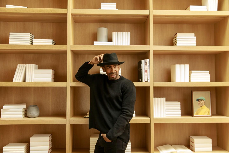 Stylist Jason Bolden dresses the stars
