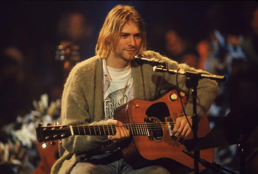 Kurt Cobain | 'MTV Unplugged'